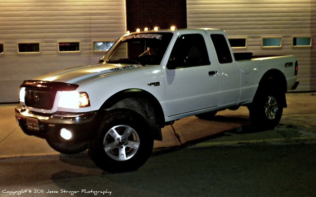 2002 ford lights ranger lift 4x4 cab kit fx4