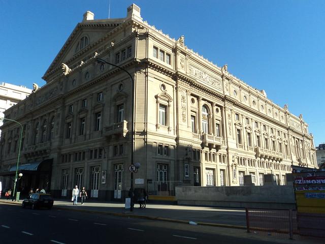 Teatro Cólon, Buenos Aires