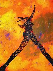 Berlin-Mitte, Grunerstrae, 2011 (Thomas Lautenschlag) Tags: sculpture berlin skulptur alexanderplatz alexa mitte gwb messing plastik edelstahl kupfer bildhauerei guessedberlin   sonaesierra grunerstrase mirkosiakkouflodin mometallkunst gwbclaudialausb thomaslautenschlag