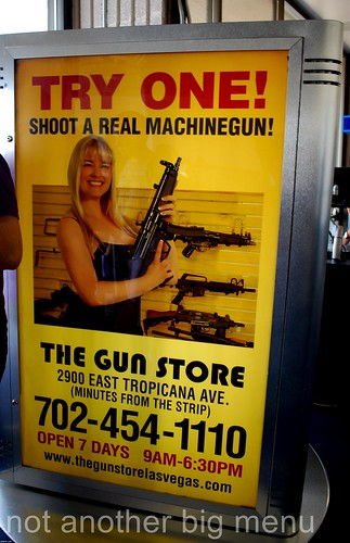 Las Vegas, Nevada - Signboard
