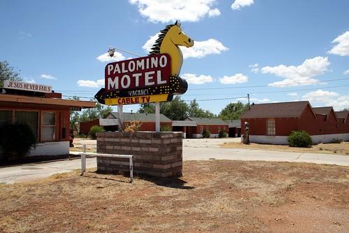 the palomino motel