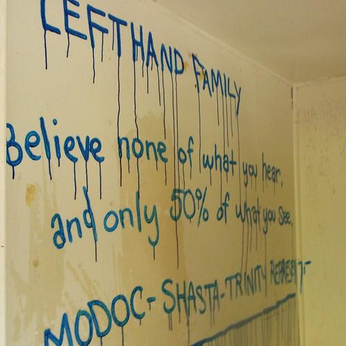 Left Hand Family