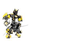 MECHA: 名誉 (The Slushey One) Tags: one lego honor mecha 2011 名誉 slushey