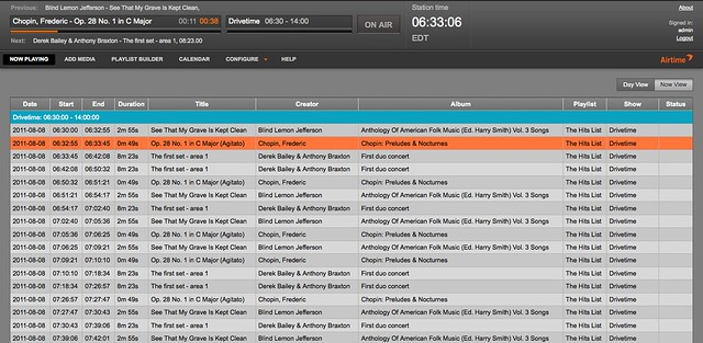 Open Source Radio Software Airtime Adds Automated Ubuntu