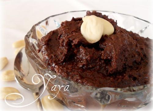 Crema Cruncy ai Cannellini, Cacao e Mandorle