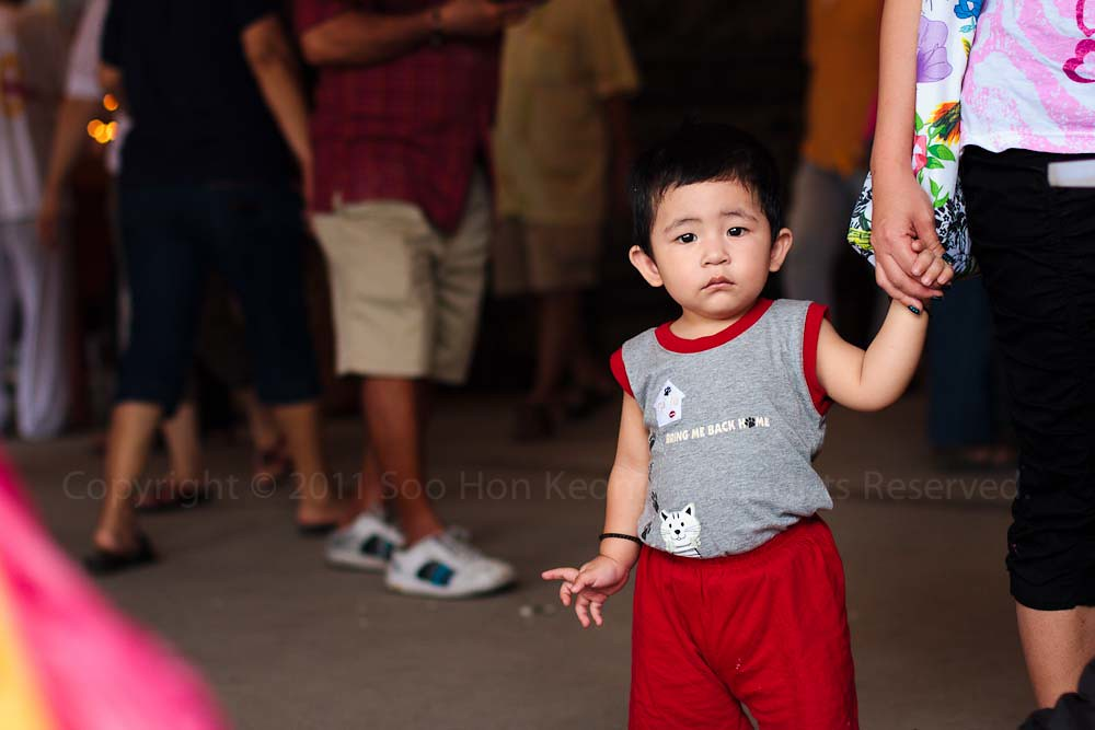 Cute, Nine Emperor Gods Festival 2011 @ Ampang, Malaysia