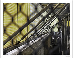 Underground (frode skjold) Tags: urban oslo norway modern underground norge storo tbanen canoneos450d photoshopelements8