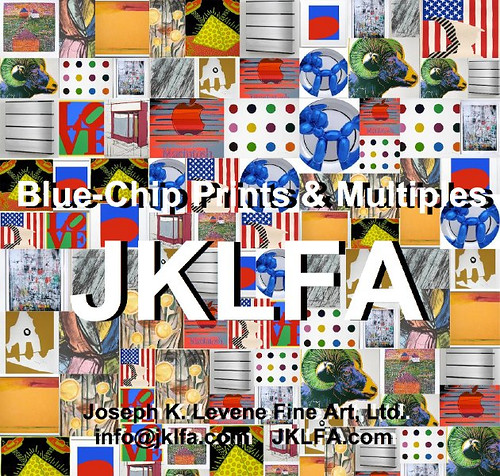 Blue-Chip Print & Multiples at JKLFA.com