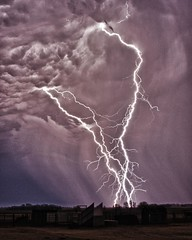 Intense Lightning At Night (Marvin Bredel) Tags: marvin bredel marvinbredel