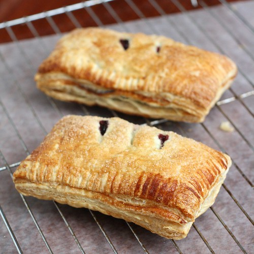 Cherry Hand Pies | Tracey's Culinary Adventures