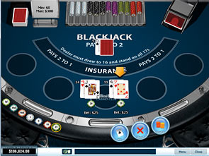Blackjack Surrender Single Player Strategy