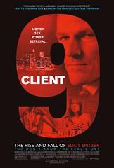 2011最佳紀錄片電影海報 - Client 9 The Rise and Fall of Eliot Spitzer 客戶9:艾略特斯皮策的興衰!