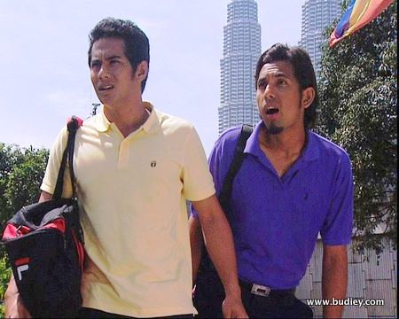 Fizo Omar dan Adzriefaiz bintang utama drama Keliru