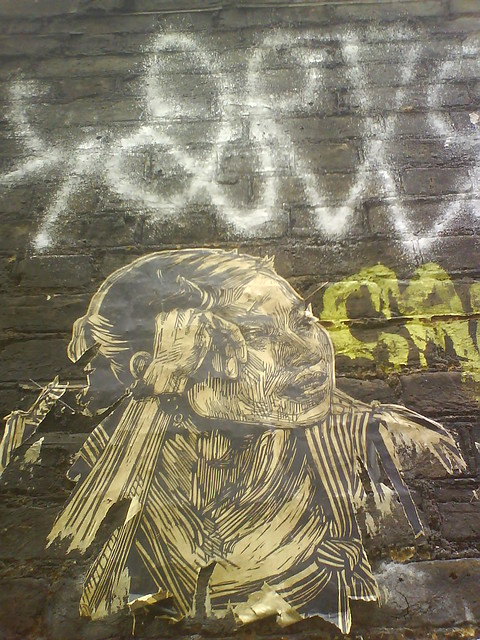Swoon London Street Art