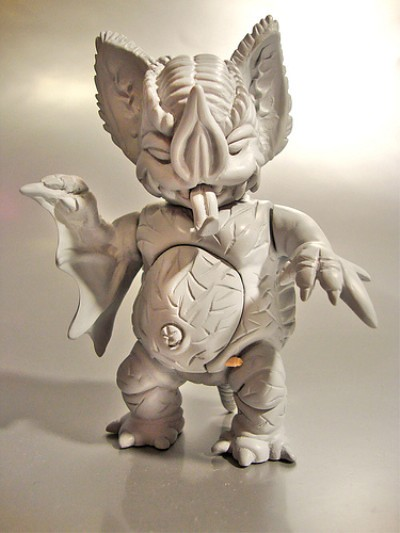 Paul Kaiju new Mock Bat Resin