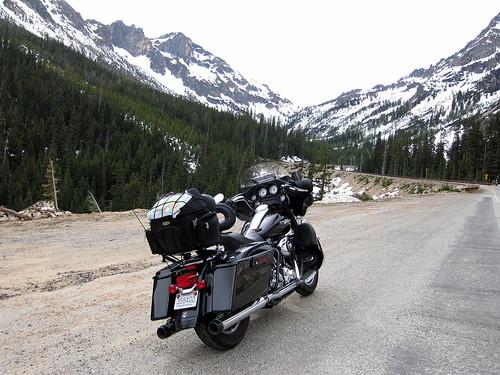 North Cascades, June