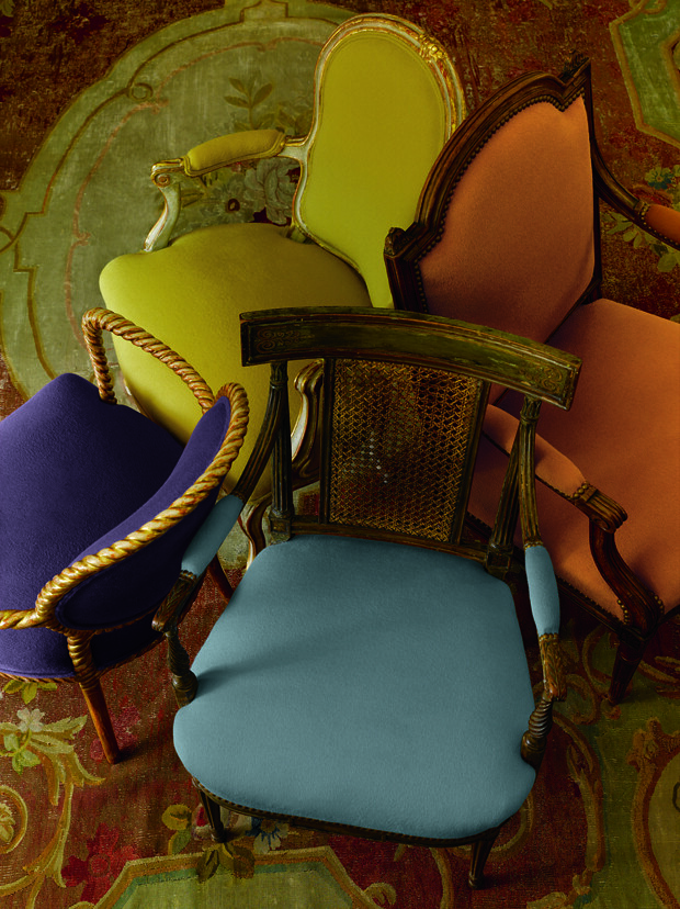 Multi Color Chairs