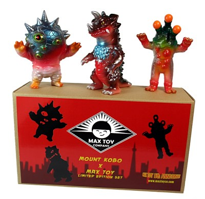 Max Toy Co. Mount Kobo Set