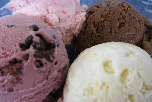 Handel's: 4-Scoop Sampler