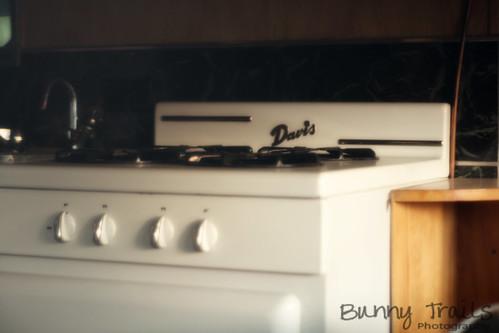 157-rv stove
