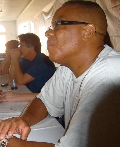 Everett Webb, Shreveport: www.topcatlive.com/topcat by trudeau