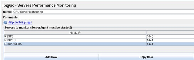 Integration of Server Resource Monitoring with JMeter