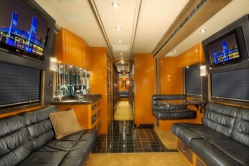 Rebel - Front Lounge - facing rear