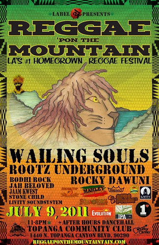 Reggae Pon di Mountain