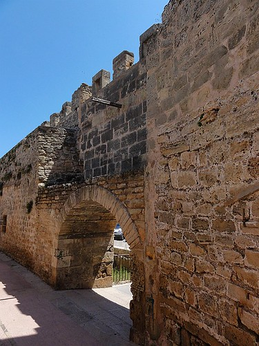 Alcúdia Walls
