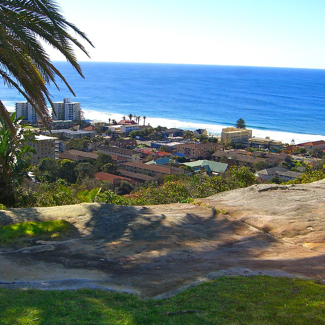 View from Collaroy Plateau