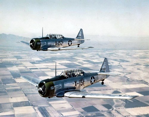 North American AT-6C Texan, 090821-F-1234S-001