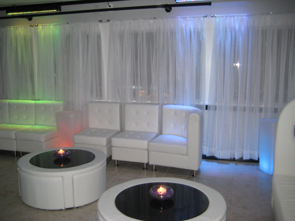 The Parva lounge and event space, Bethesda, MD