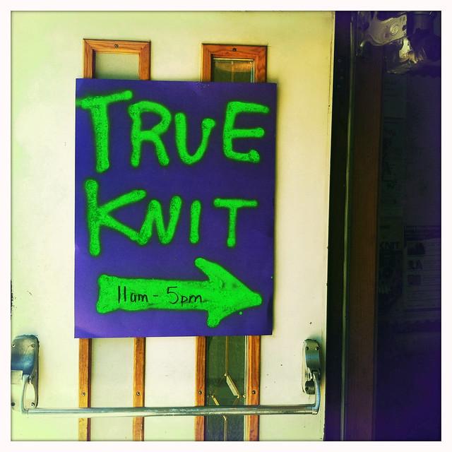 True Knit Art Show