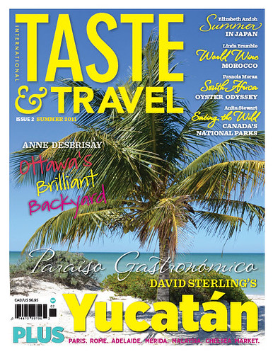 Taste & Travel International Magazine