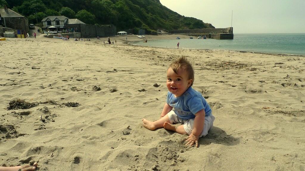 I Like The Sand