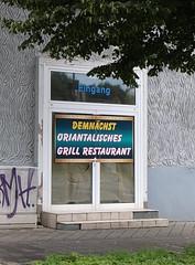 Oriantalisches Grill Restaurant Magdeburg (magdeburghalt) Tags: restaurant grill magdeburg oriant grillrestaurant oriantalisches