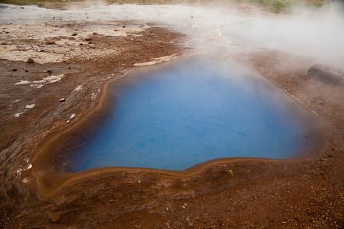 Geysir Pool