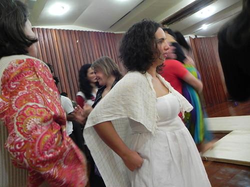 Daniele e os preparativos by Silvana Abreu