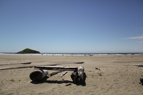 Lost raft