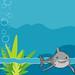 Aquarium - Friendly Shark :s