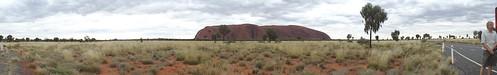 Uluru, la roca sagrada