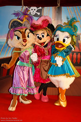 DLP June 2011 - Farewell Princesses and Pirates Breakfast