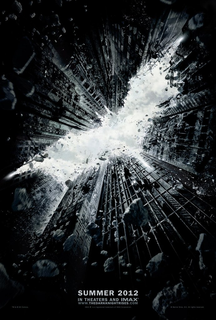The Dark Knight Rises - Teaser