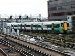 377408 London Bridge 050711 (Dan86401) Tags: 377408 class 377 3774 bombardier electrostar emu electricmultipleunit so southern londonbridge class377