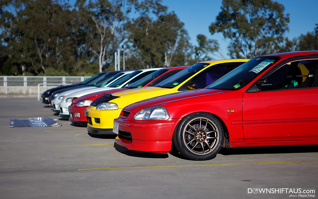 Annual Honda Cruise 2011
