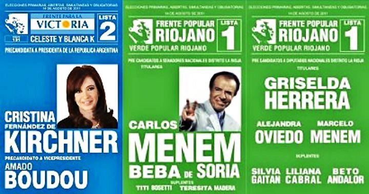 De la Sota agradecio el saludo de Cristina Kirchner