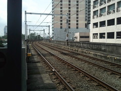 LRT1 Vito Cruz Station (eaglewings17) Tags: security cruz lrt taft vito dlsu lrt1