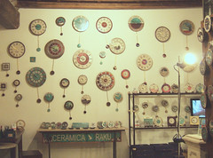 Ceramica Raku, Clock Store in Rome (Kristina Jovanovic) Tags: 2 italy 6 3 rome ceramica art clock beauty photography 1 store hands ceramics moments artistic handmade 10 5 unique kristina 4 creative young photographers 7 8 9 11 numbers future present much how 12 emotional noise rim cinematic past eternity quanto raku presente feelings futuro passato mortality jovanovic unico larte molto emozionale rucnirad italija brojevi prodavnica unikat keramika lemani umetnost fattiamano satovi labellezza isentimenti inumeri leternit kazaljke krisjovanovic ilrumore lamortalit