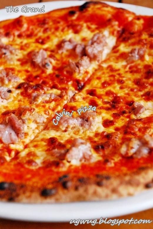 Calvini Pizza