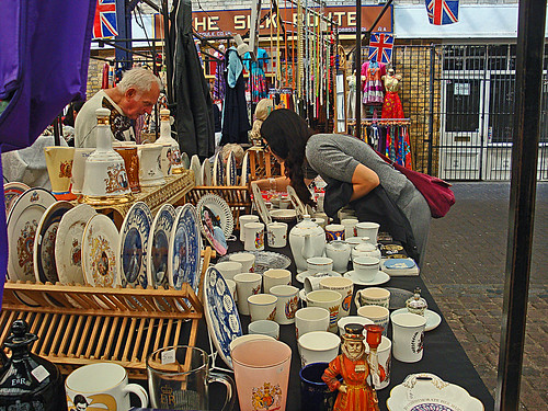 Greenwich Market Thursday-25v by Julie70
